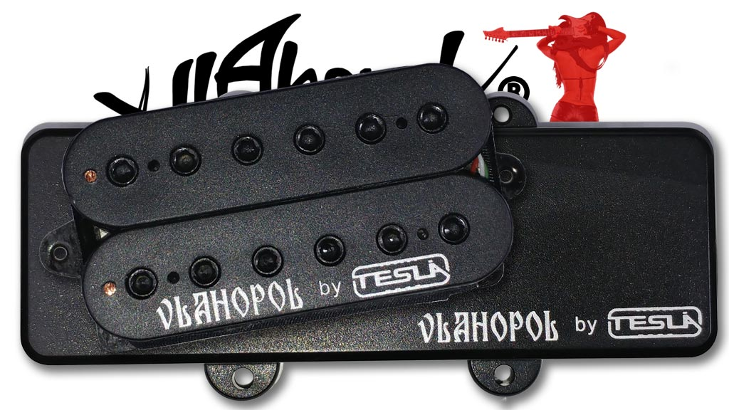 Vlahopol Custom Pickups